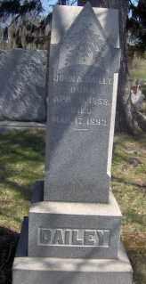 DAILEY, JOHN A - Muskingum County, Ohio   JOHN A DAILEY - Ohio Gravestone Photos