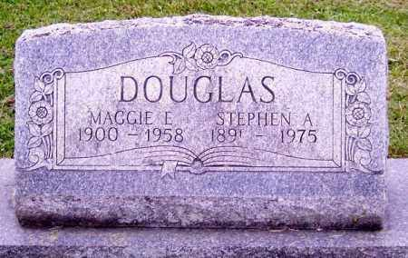 DOUGLAS, STEPHEN A. - Muskingum County, Ohio | STEPHEN A. DOUGLAS - Ohio Gravestone Photos