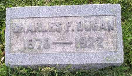 DUGAN, CHARLES F. - Muskingum County, Ohio | CHARLES F. DUGAN - Ohio Gravestone Photos