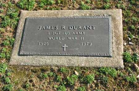 DURANT, JAMES R. - Muskingum County, Ohio | JAMES R. DURANT - Ohio Gravestone Photos