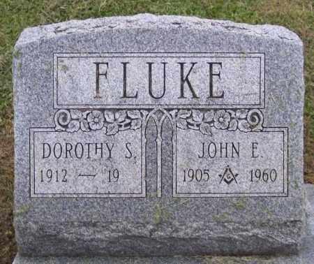 FLUKE, DOROTHY S. - Muskingum County, Ohio | DOROTHY S. FLUKE - Ohio Gravestone Photos