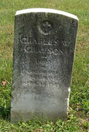 GRAYSON, CHARLES W. - Muskingum County, Ohio | CHARLES W. GRAYSON - Ohio Gravestone Photos