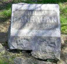 HANRAHAN, JULIA - Muskingum County, Ohio | JULIA HANRAHAN - Ohio Gravestone Photos