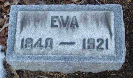 HARRIS, EVA - Muskingum County, Ohio | EVA HARRIS - Ohio Gravestone Photos