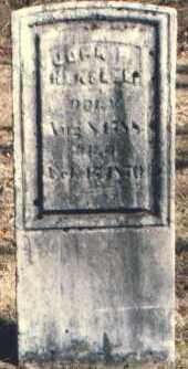 HENSLEE, JOHN PIERCE - Muskingum County, Ohio   JOHN PIERCE HENSLEE - Ohio Gravestone Photos