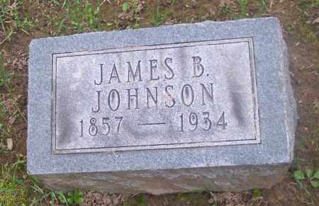 JOHNSON, JAMES B. - Muskingum County, Ohio | JAMES B. JOHNSON - Ohio Gravestone Photos