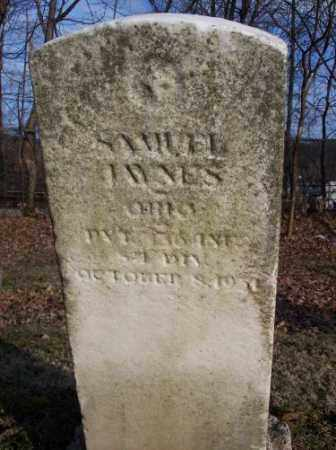 JONES, SAMUEL - Muskingum County, Ohio | SAMUEL JONES - Ohio Gravestone Photos