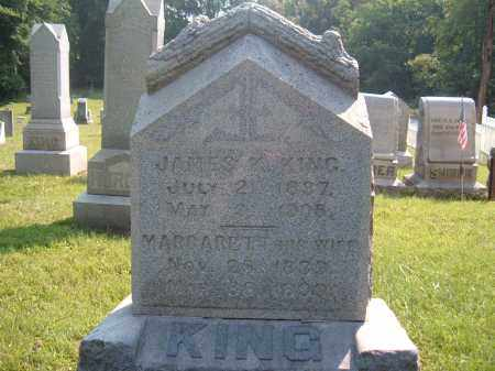 KING, JAMES K. - Muskingum County, Ohio | JAMES K. KING - Ohio Gravestone Photos