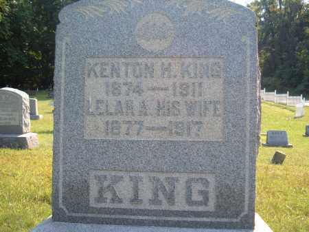 KING, LELAHA - Muskingum County, Ohio | LELAHA KING - Ohio Gravestone Photos