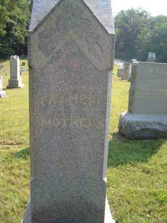 KING, SAMUEL C & JULIA - Muskingum County, Ohio   SAMUEL C & JULIA KING - Ohio Gravestone Photos