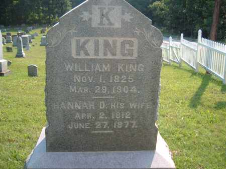 KING, WILLIAM - Muskingum County, Ohio | WILLIAM KING - Ohio Gravestone Photos
