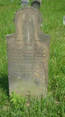 MACKY, MARGARET - Muskingum County, Ohio | MARGARET MACKY - Ohio Gravestone Photos