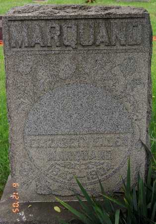 MARQUAND, ELIZABETH - Muskingum County, Ohio | ELIZABETH MARQUAND - Ohio Gravestone Photos
