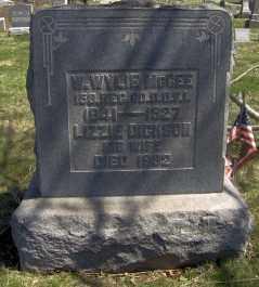 MCGEE, W. WYLIE - Muskingum County, Ohio | W. WYLIE MCGEE - Ohio Gravestone Photos