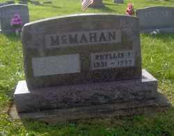 OWENS MCMAHAN, PHYLLIS IRENE - Muskingum County, Ohio | PHYLLIS IRENE OWENS MCMAHAN - Ohio Gravestone Photos