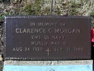 MORGAN, CLARENCE C - Muskingum County, Ohio | CLARENCE C MORGAN - Ohio Gravestone Photos
