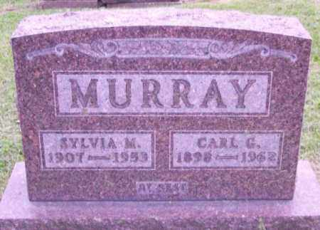 MURRAY, SYLVIA M. - Muskingum County, Ohio | SYLVIA M. MURRAY - Ohio Gravestone Photos