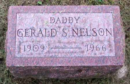 NELSON, GERALD S. - Muskingum County, Ohio | GERALD S. NELSON - Ohio Gravestone Photos