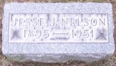 NELSON, JESSE J. - Muskingum County, Ohio | JESSE J. NELSON - Ohio Gravestone Photos
