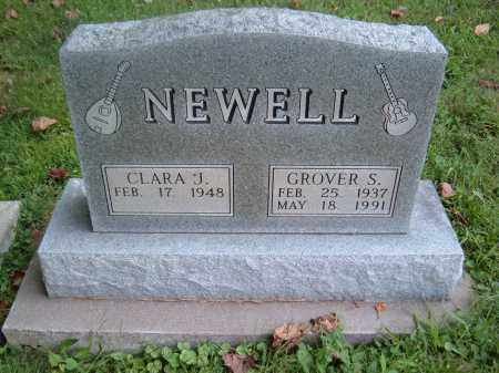 NEWELL, GROVER S - Muskingum County, Ohio | GROVER S NEWELL - Ohio Gravestone Photos