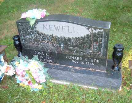 ? NEWELL, JONA L - Muskingum County, Ohio | JONA L ? NEWELL - Ohio Gravestone Photos