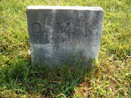 O.M.K,  - Muskingum County, Ohio |  O.M.K - Ohio Gravestone Photos