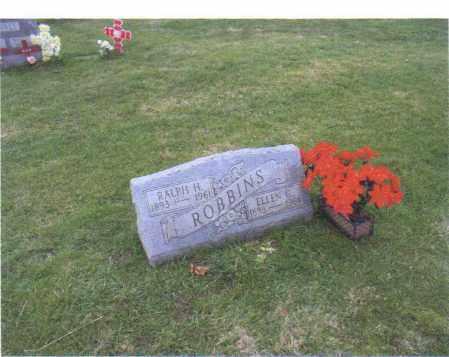ROBBINS, RALPH H. - Muskingum County, Ohio | RALPH H. ROBBINS - Ohio Gravestone Photos