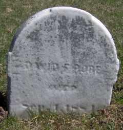 ROBE, DAVID F - Muskingum County, Ohio | DAVID F ROBE - Ohio Gravestone Photos