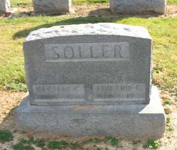 SOLLER, CECILIA C. - Muskingum County, Ohio | CECILIA C. SOLLER - Ohio Gravestone Photos