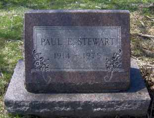 STEWART, PAUL - Muskingum County, Ohio | PAUL STEWART - Ohio Gravestone Photos