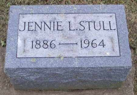 STULL, JENNIE L. - Muskingum County, Ohio | JENNIE L. STULL - Ohio Gravestone Photos