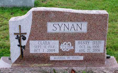 SYNAN, HENRY - Muskingum County, Ohio | HENRY SYNAN - Ohio Gravestone Photos