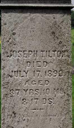 TILTON, JOSEPH - Muskingum County, Ohio | JOSEPH TILTON - Ohio Gravestone Photos