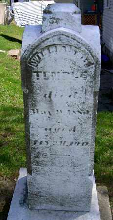 TEMPLE, UNKNOWN - Muskingum County, Ohio | UNKNOWN TEMPLE - Ohio Gravestone Photos