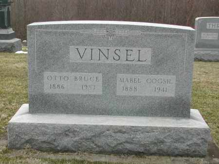 COGSIL VINSEL, MABEL - Muskingum County, Ohio | MABEL COGSIL VINSEL - Ohio Gravestone Photos