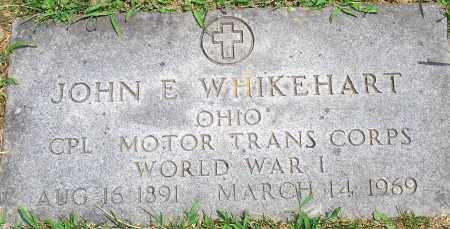 WHIKEHART, JOHN EDWARD - Muskingum County, Ohio | JOHN EDWARD WHIKEHART - Ohio Gravestone Photos