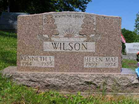 WILSON, KENNETH L. - Muskingum County, Ohio | KENNETH L. WILSON - Ohio Gravestone Photos