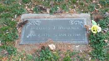 WOERNER, DELORES - Muskingum County, Ohio | DELORES WOERNER - Ohio Gravestone Photos