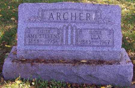 ARCHER, ULA - Noble County, Ohio | ULA ARCHER - Ohio Gravestone Photos