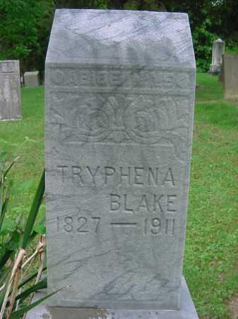 BLAKE, TRYPHENA - Noble County, Ohio | TRYPHENA BLAKE - Ohio Gravestone Photos
