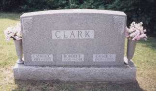 JONES CLARK, ESTHER - Noble County, Ohio | ESTHER JONES CLARK - Ohio Gravestone Photos