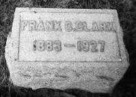 CLARK, FRANK C. - Noble County, Ohio | FRANK C. CLARK - Ohio Gravestone Photos