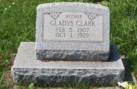 CLARK, GLADYS - Noble County, Ohio | GLADYS CLARK - Ohio Gravestone Photos