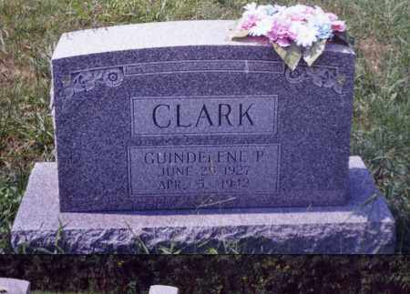 CLARK, GUINDELENE P. - Noble County, Ohio | GUINDELENE P. CLARK - Ohio Gravestone Photos