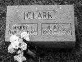 CLARK, HARRY T. - Noble County, Ohio | HARRY T. CLARK - Ohio Gravestone Photos