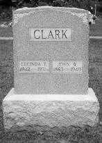 CLARK, JOHN W. - Noble County, Ohio | JOHN W. CLARK - Ohio Gravestone Photos