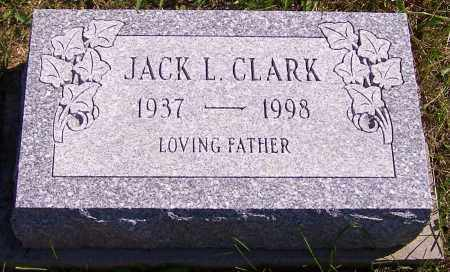 CLARK, JACK L. - Noble County, Ohio | JACK L. CLARK - Ohio Gravestone Photos