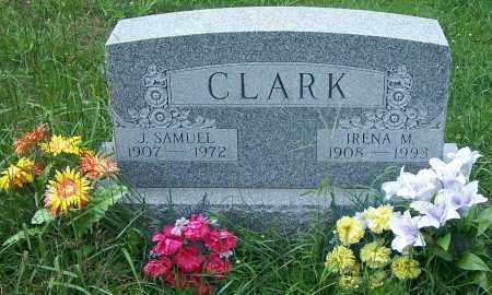CLARK, J.SAMUEL - Noble County, Ohio | J.SAMUEL CLARK - Ohio Gravestone Photos
