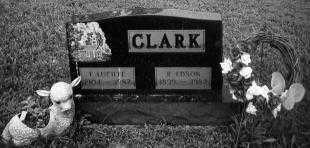 CLARK, R. EDSON - Noble County, Ohio | R. EDSON CLARK - Ohio Gravestone Photos