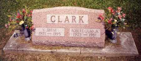 CLARK, ROBERT (JUM) JR. - Noble County, Ohio | ROBERT (JUM) JR. CLARK - Ohio Gravestone Photos